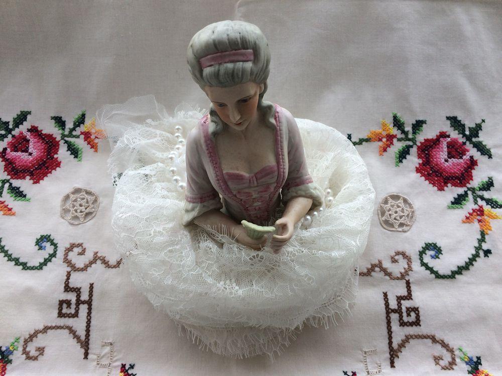 half dolls, будуарные куклы