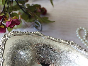 Дополнительные фотографии вазочки для сладостей. Ярмарка Мастеров - ручная работа, handmade.