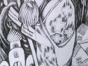 Из безмолвия   Ярмарка Мастеров - ручная работа, handmade