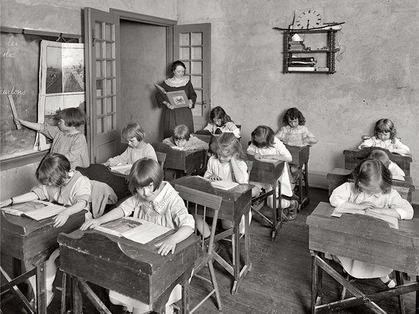 Америка начала 20-го века. Подборка школьных фотографий | Ярмарка Мастеров - ручная работа, handmade