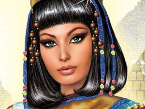 Создаем образ прекрасной египтянки: подбираем наряды и украшения. Ярмарка Мастеров - ручная работа, handmade.