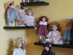 Куклы среди нас, а мы среди кукол. Ярмарка Мастеров - ручная работа, handmade.