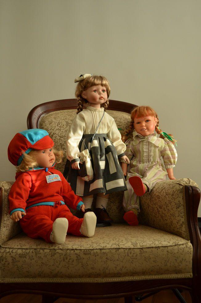 плпатье для куклы, снегурочка