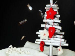 Валяем новогодние игрушки с Кларой Ру. Тула, 28 декабря.   Ярмарка Мастеров - ручная работа, handmade