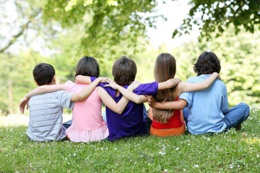 эстафета дружбы, давайте дружить