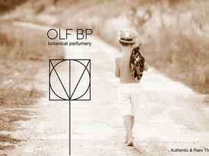Ботаническая парфюмерия OLF BP (Приглашение). Ярмарка Мастеров - ручная работа, handmade.