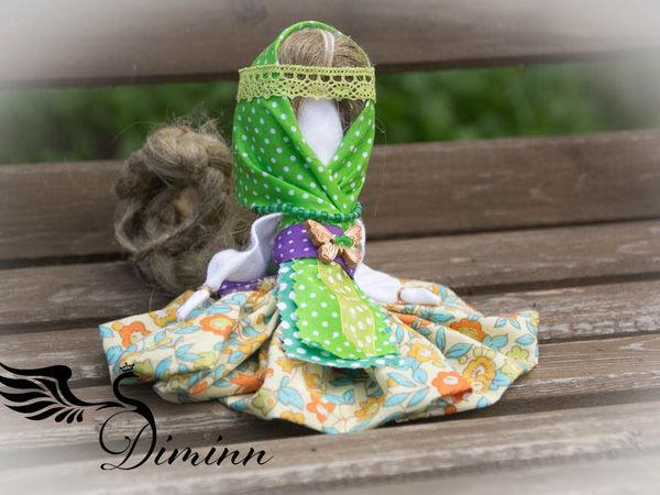 Создаем семейную куклу «Берегинюшка» | Ярмарка Мастеров - ручная работа, handmade
