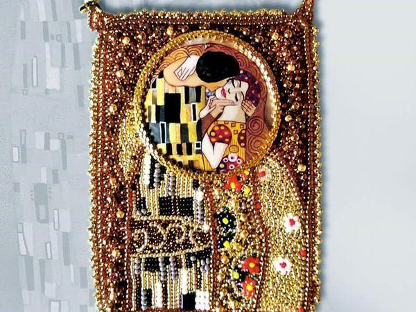 Вышивка бисером   Ярмарка Мастеров - ручная работа, handmade