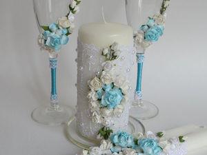 Беспроигрышный аукцион на свадебный набор!!! | Ярмарка Мастеров - ручная работа, handmade