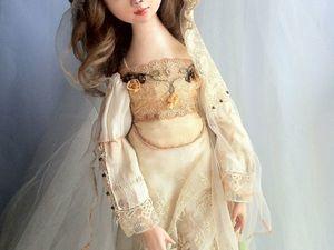 Глобальная распродажа авторских кукол. Ярмарка Мастеров - ручная работа, handmade.