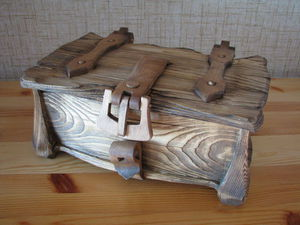 Больше фото сундучка   Ярмарка Мастеров - ручная работа, handmade