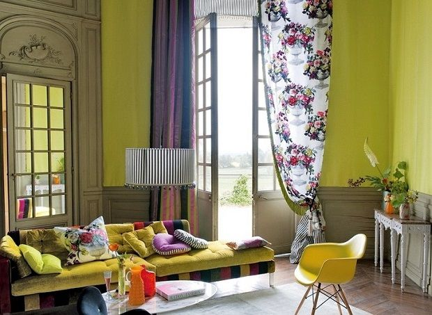 Trendy Colours 2018 in the Service of Your Home Interior, фото № 27