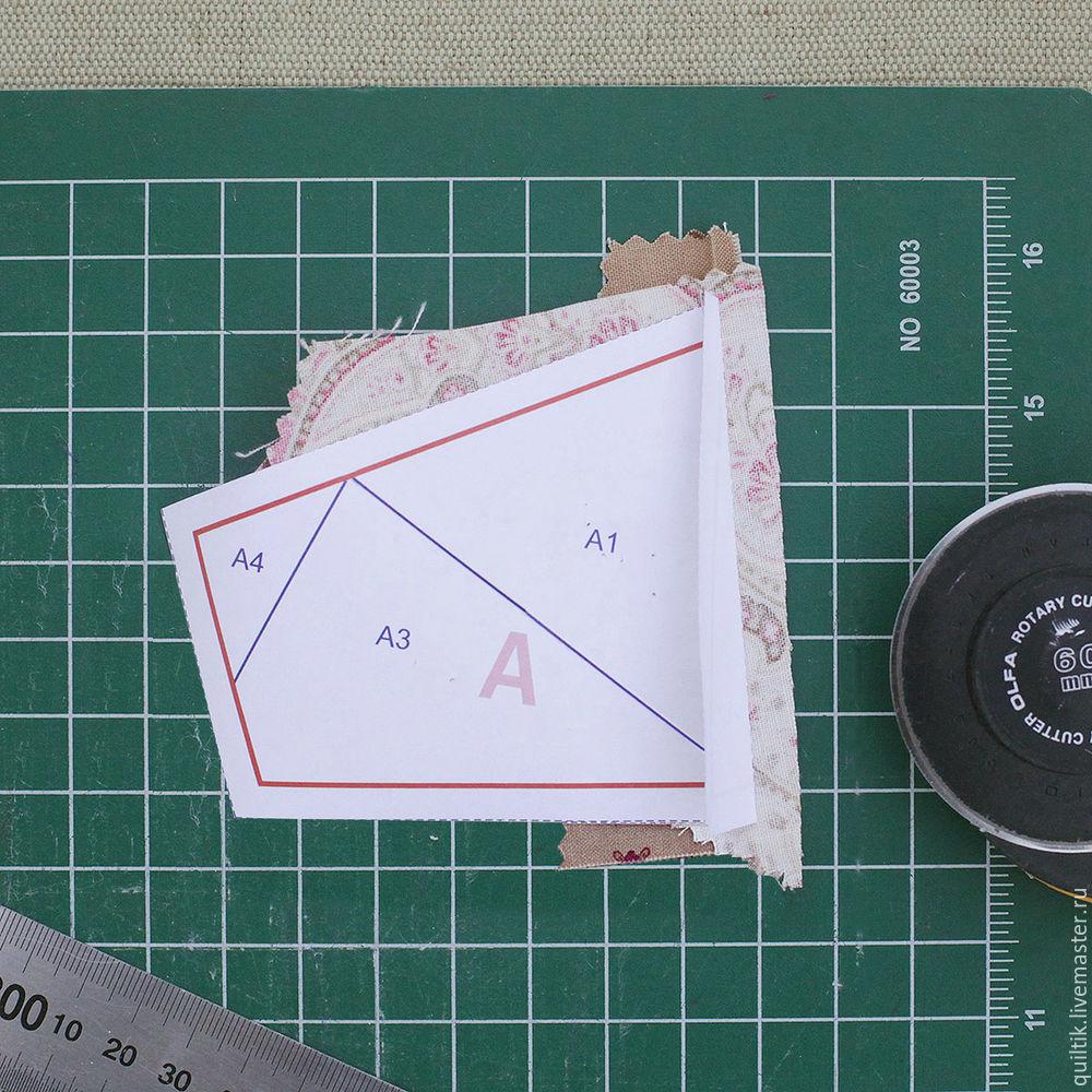 шитье по бумаге