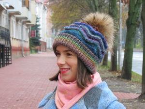 На ЯМ пройдет мой мастер-класс по вязанию милой шапки. Ярмарка Мастеров - ручная работа, handmade.