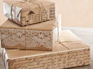 Упаковка-это важно!. Ярмарка Мастеров - ручная работа, handmade.