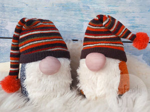 DIY Christmas Elves of Socks Without Sewing. Livemaster - handmade