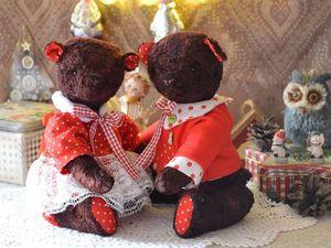 Про мишек, подарки и новогоднее настроение. Ярмарка Мастеров - ручная работа, handmade.