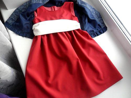 Платье и жакетик, фото № 2