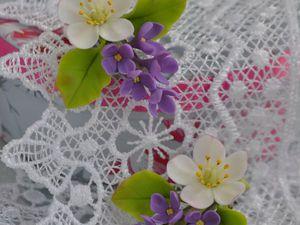 Маленькие заколочки | Ярмарка Мастеров - ручная работа, handmade