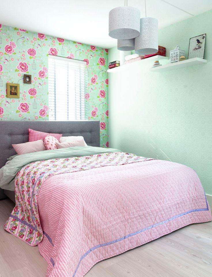 Huis van Marieke van den Akker. Styling: Moniek Visser, Fotografie: Sjoerd Eickmans