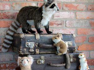 Многообразие животного мира в реалистичных игрушках Hansa. Ярмарка Мастеров - ручная работа, handmade.
