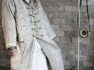 Фотосессия пальтоо из льна. Ярмарка Мастеров - ручная работа, handmade.