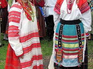 История моды или что носили русские женщины до 20 века часть 4. Ярмарка Мастеров - ручная работа, handmade.
