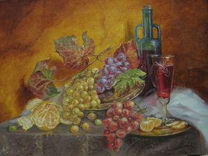 Пишем натюрморт в стиле фламандских мастеров (многослойная масляная живопись).. Ярмарка Мастеров - ручная работа, handmade.