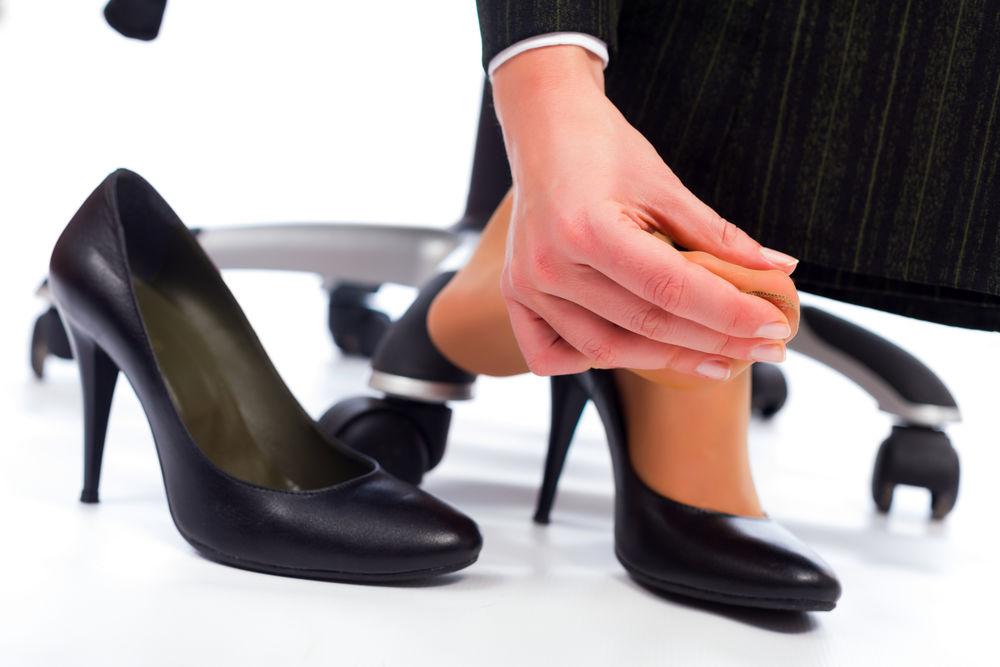 Как сделать каблуки удобнее