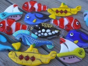 """Новая коллекция """"Море"""". Ярмарка Мастеров - ручная работа, handmade."""
