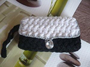 Скидка на сумочку-клатч - 20%. Ярмарка Мастеров - ручная работа, handmade.