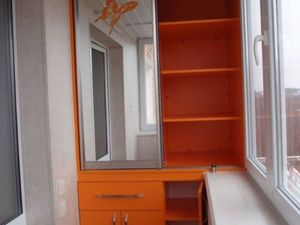 Шкафчики на балконе: 40 уютных идей для обустройства. Ярмарка Мастеров - ручная работа, handmade.
