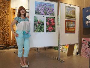 Выставка в Самарском Доме Архитекторов. Ярмарка Мастеров - ручная работа, handmade.