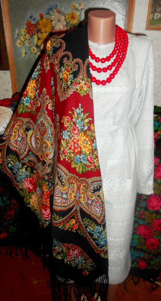павловпосадский платок