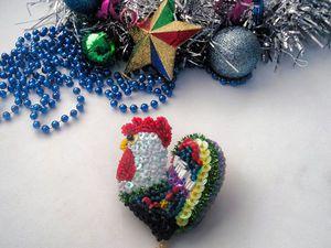В преддверии нового года . | Ярмарка Мастеров - ручная работа, handmade