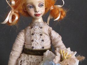 Кукла Пеппе. Ярмарка Мастеров - ручная работа, handmade.