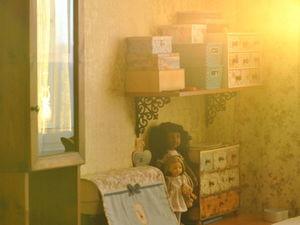 История одной комнаты, или Путешествие в маленькую «Нарнию». Ярмарка Мастеров - ручная работа, handmade.