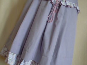 50% скидка на готовую летнюю юбку. Ярмарка Мастеров - ручная работа, handmade.