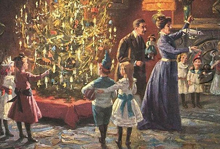 Русские новогодние игрушки: правдоподобные мифы и фантастичная реальность