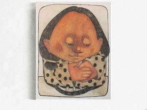 Лотерея в помощь художнику Гору (на его картину) + Копилочка (продолжение)! | Ярмарка Мастеров - ручная работа, handmade