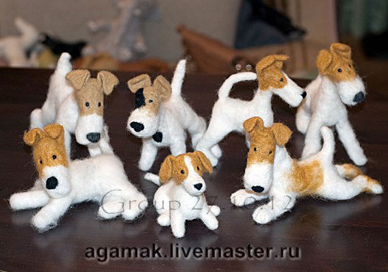 игрушки, мастер-класс, скульптура, животные