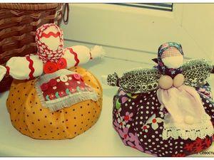 Куклы — обереги. Ярмарка Мастеров - ручная работа, handmade.