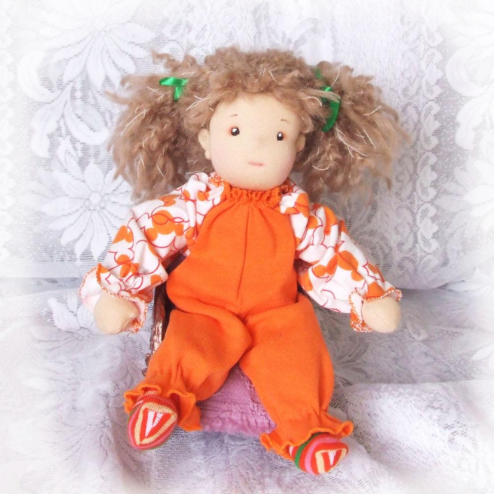 вальдорфская кукла, новый житель