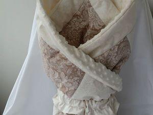 Распродажа одеял для новорожденных | Ярмарка Мастеров - ручная работа, handmade