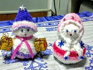 Мои Новогодние поделки | Ярмарка Мастеров - ручная работа, handmade