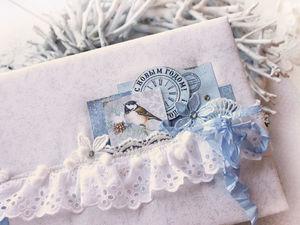Новогодний фотоальбом Чудесная зима. Ярмарка Мастеров - ручная работа, handmade.