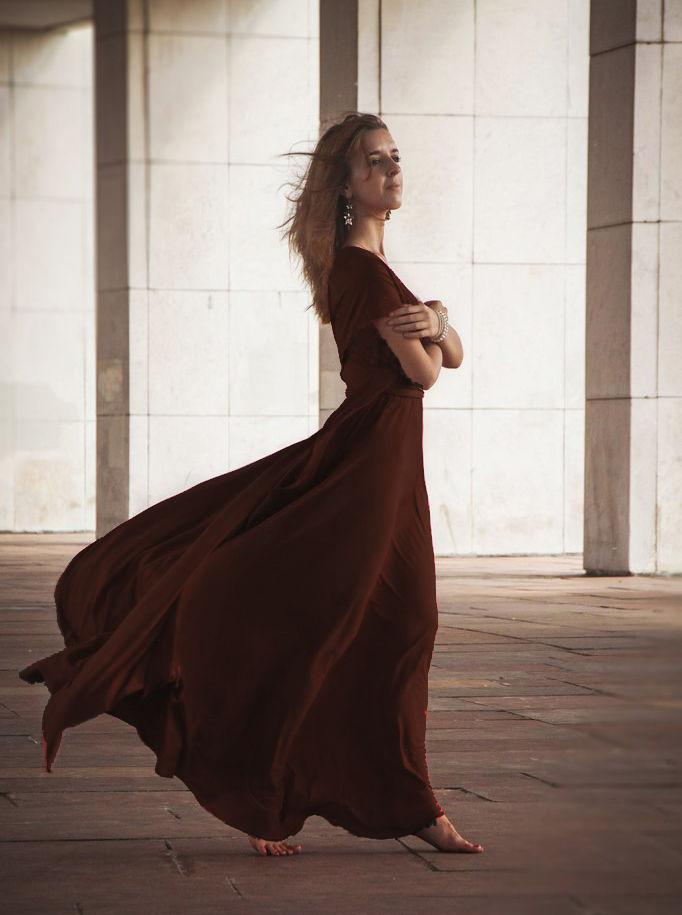 акция, длинное платье, sales