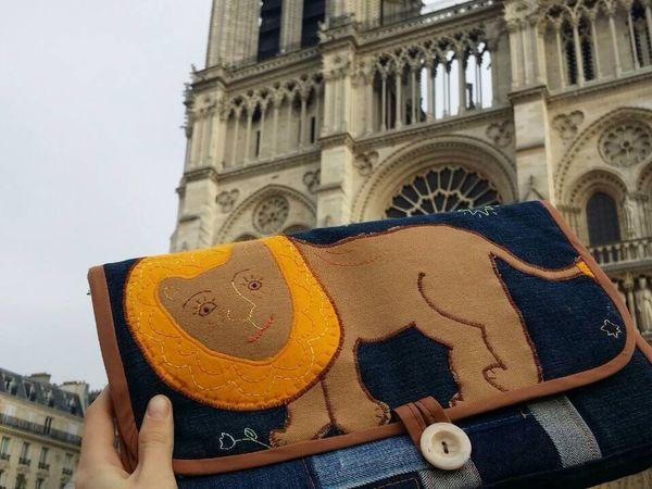 Он побывал в Париже!   Ярмарка Мастеров - ручная работа, handmade