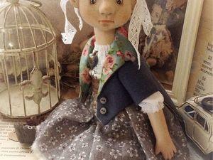 -40% на куколку!. Ярмарка Мастеров - ручная работа, handmade.