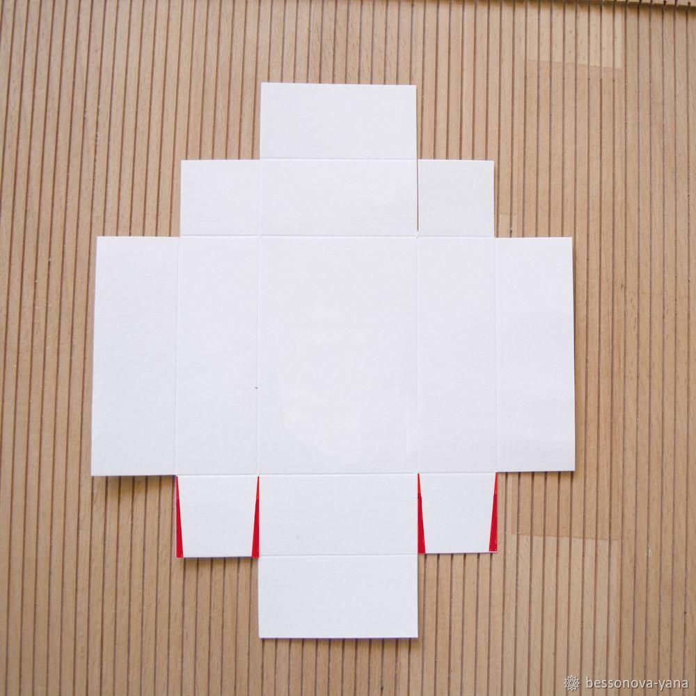 Делаем коробку для своих изделий, фото № 8